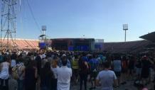 Mucha gente asistió a la Cumbre 2017