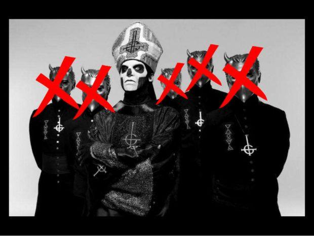 Papa Emeritus III y los que lleguen