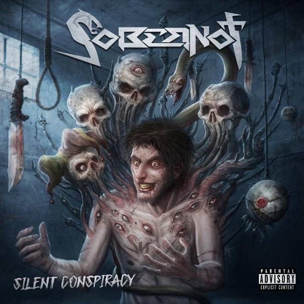 SOBERNOT - Silent Conspiracy 3000x3000